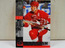 Lot 90: 3 SETS OF 1997-98 PINNACLE INSIDE HOCKEY CARDS