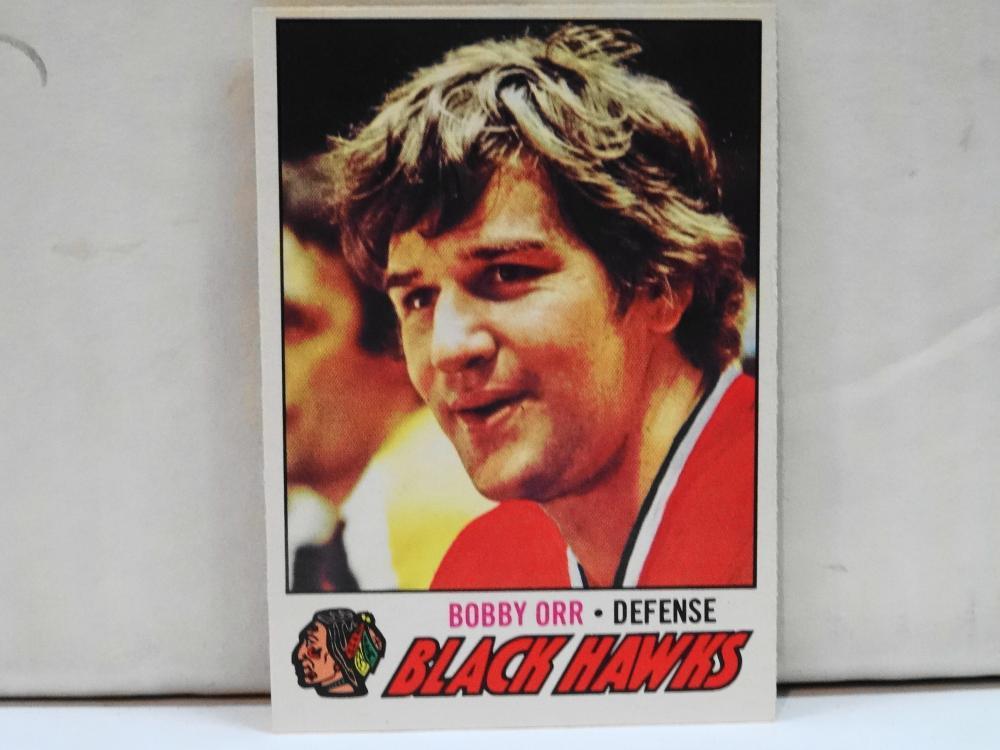 1977 0-PEE-CHEE NO. 251 BOBBY ORR HOCKEY CARD
