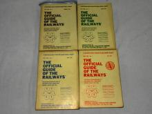4 VINTAGE 1969 THE OFFICIAL GUIDE OF THE RAILWAYS