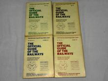 4 VINTAGE 1970 THE OFFICIAL GUIDE OF THE RAILWAYS