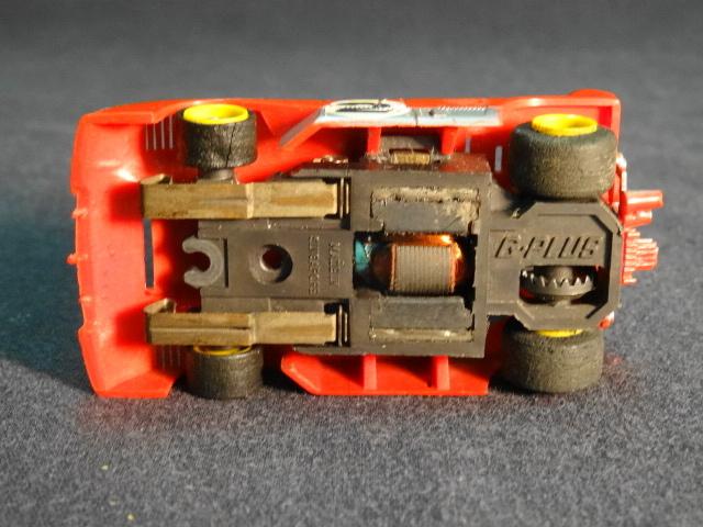 Car Toys Aurora Co: VINTAGE AURORA AFX G-PLUS HEUER SHELL FERRARI SLOT CAR