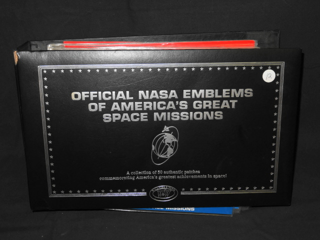 OFFICIAL NASA EMBLEMS OF AMERICA'S SPACE MISSIONS