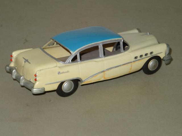 Vintage amt 1954 buick roadmaster 4 door sedan promo car for 1954 buick 4 door