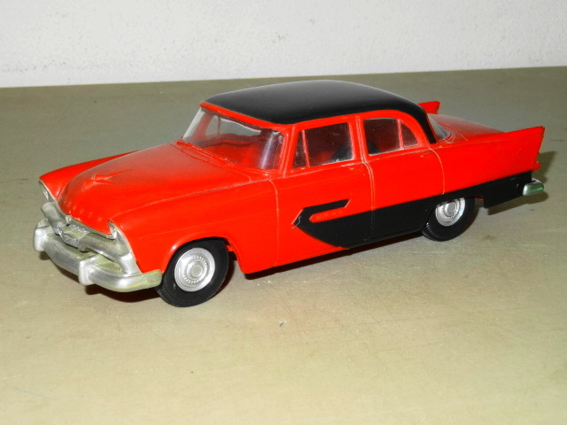 Vintage jo han 1956 plymouth belvedere 4 door hardtop promo for 1956 plymouth belvedere 4 door