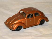VINTAGE TOOTSIE TOY DIE-CAST VW BUG