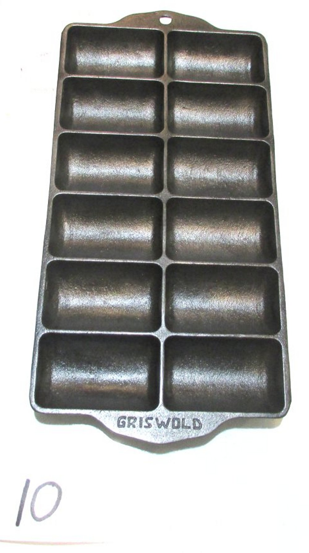 #11 Griswold EPU French Roll Pan