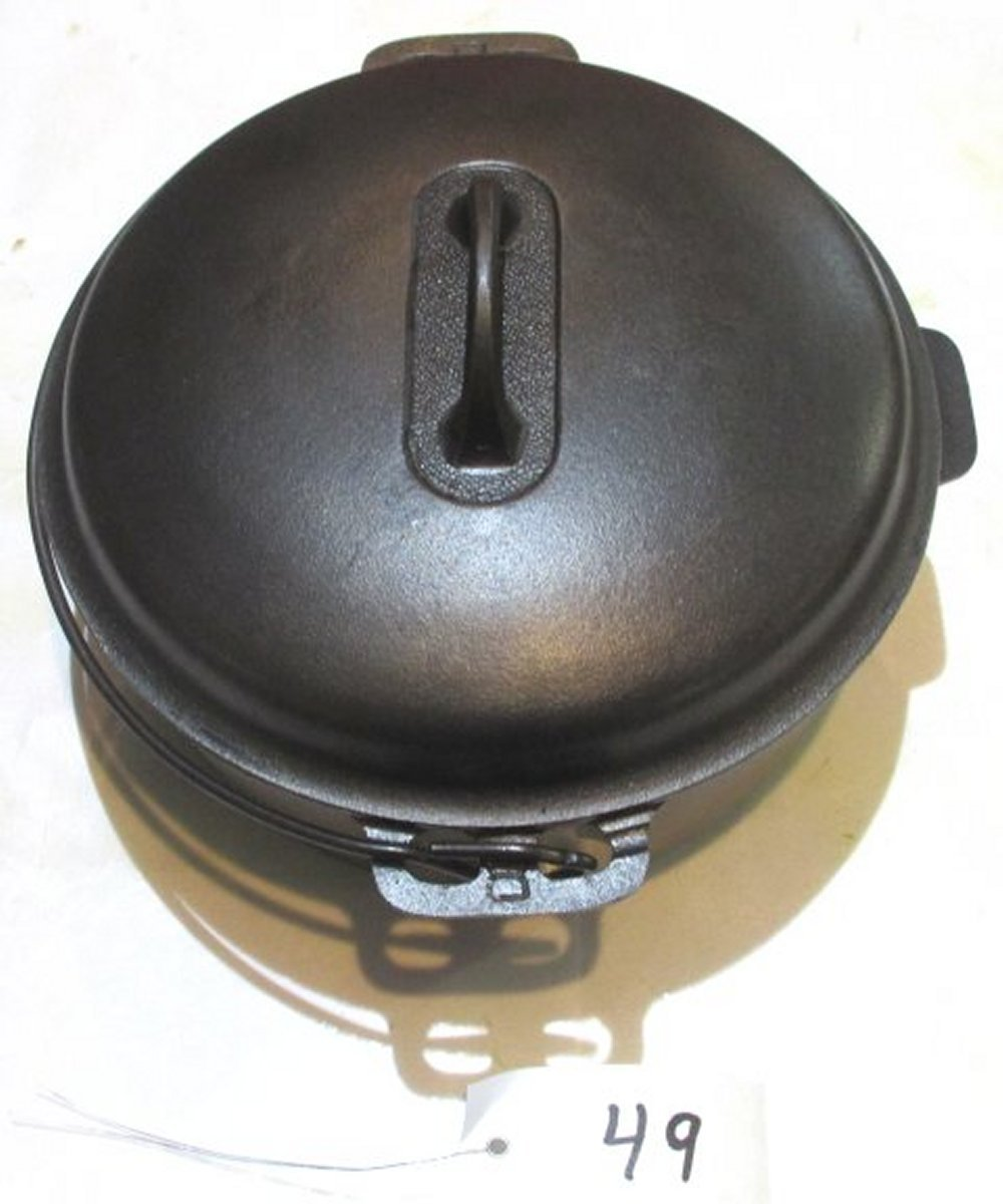 #8 Griswold EPU Dutch Oven