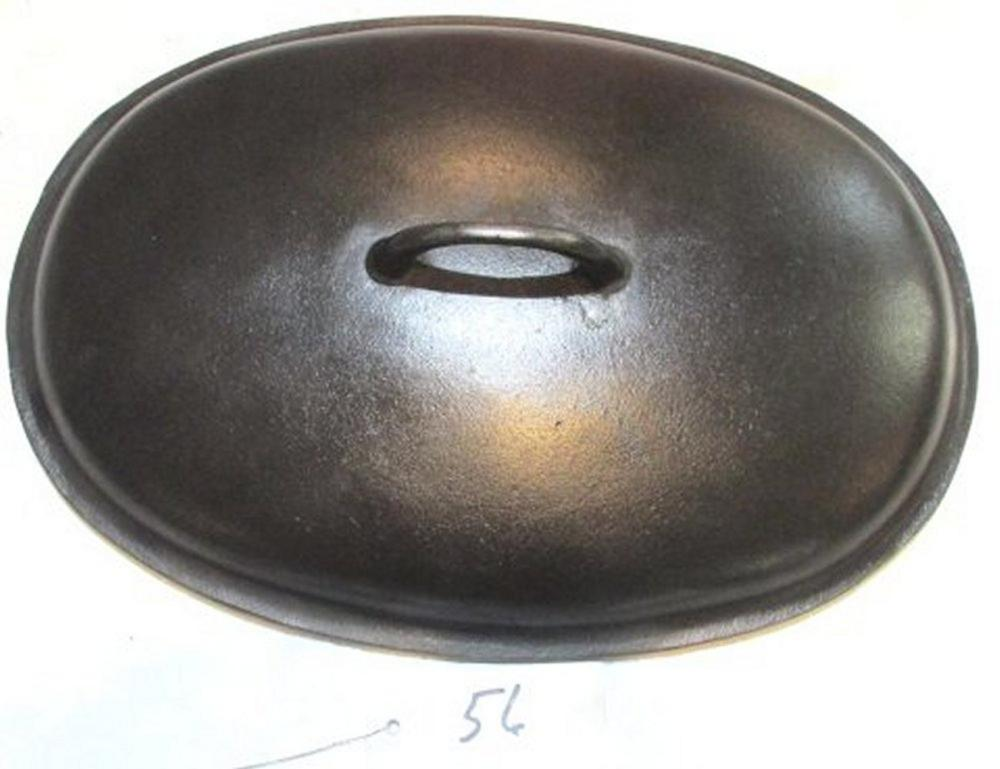 #7 Griswold Oval Roaster Lid