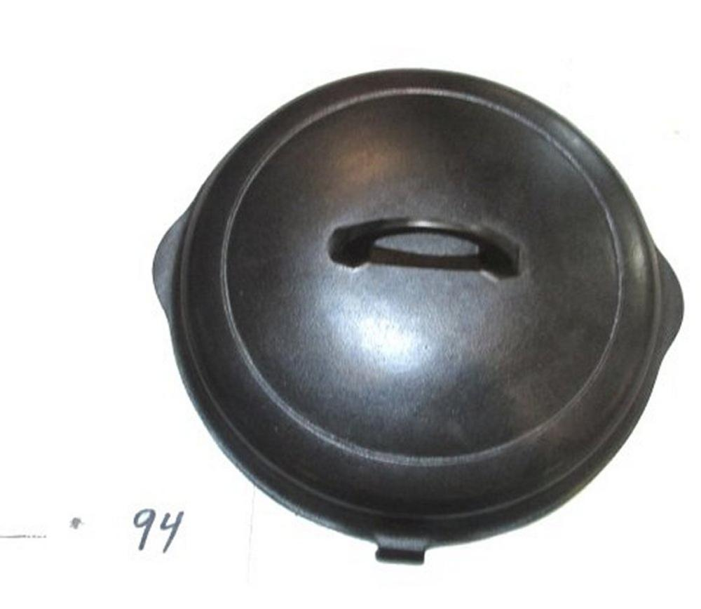 #8 Griswold Hinged Lid