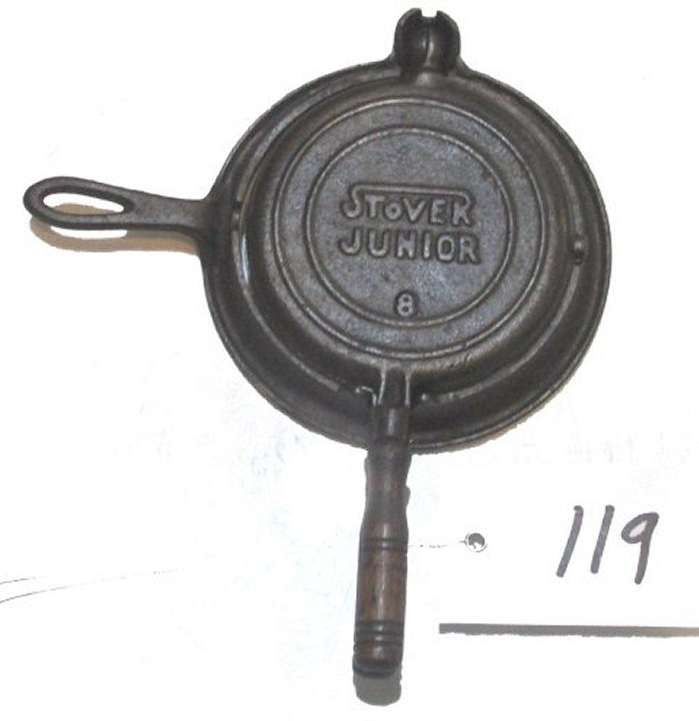 Stover Jr. Toy Waffle Iron
