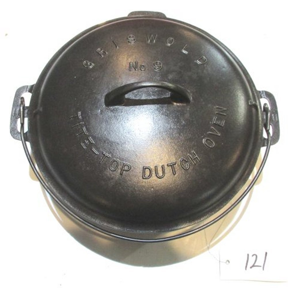 #9 Griswold Dutch Oven