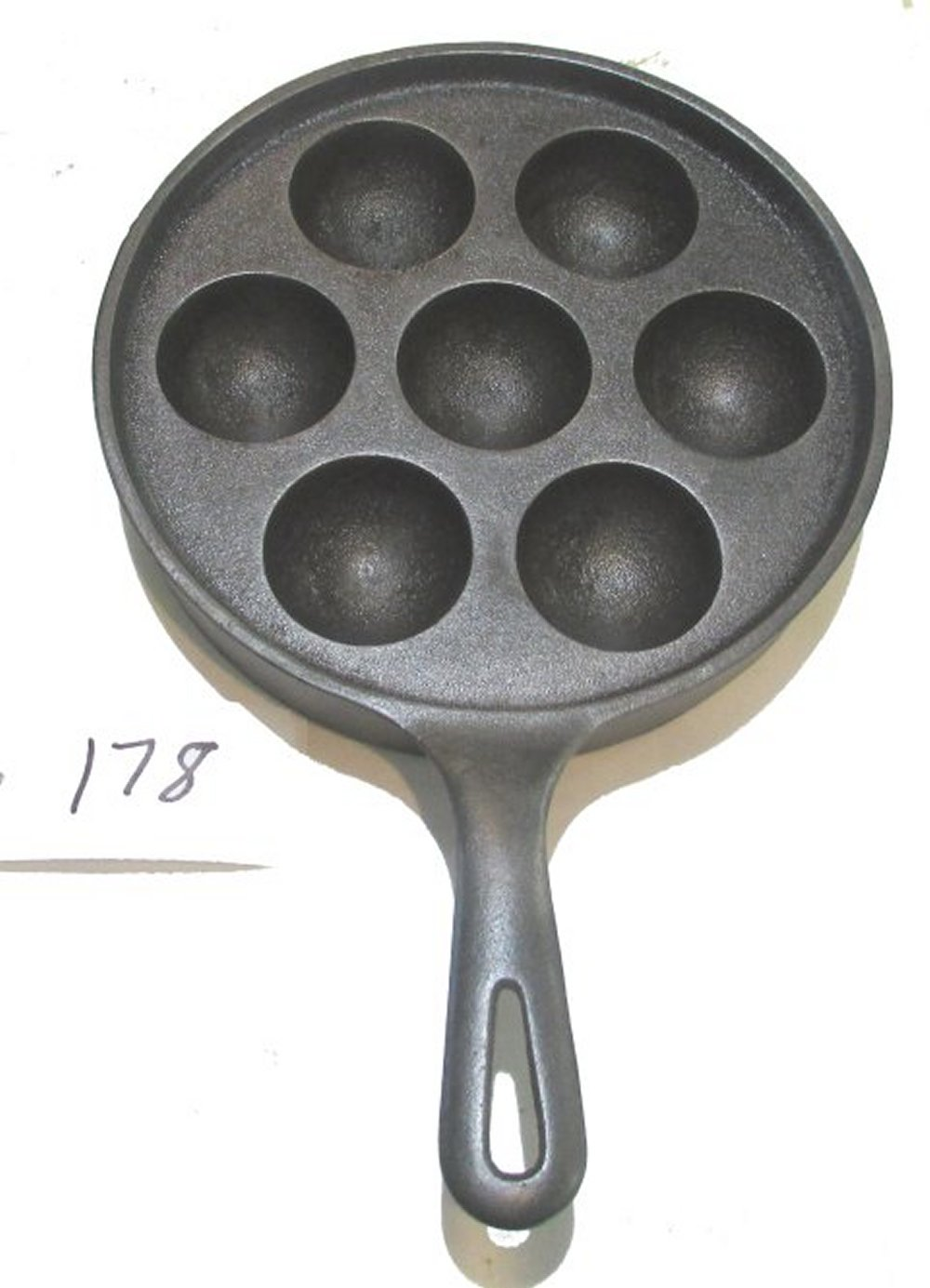 #32 Griswold Egg Poacher
