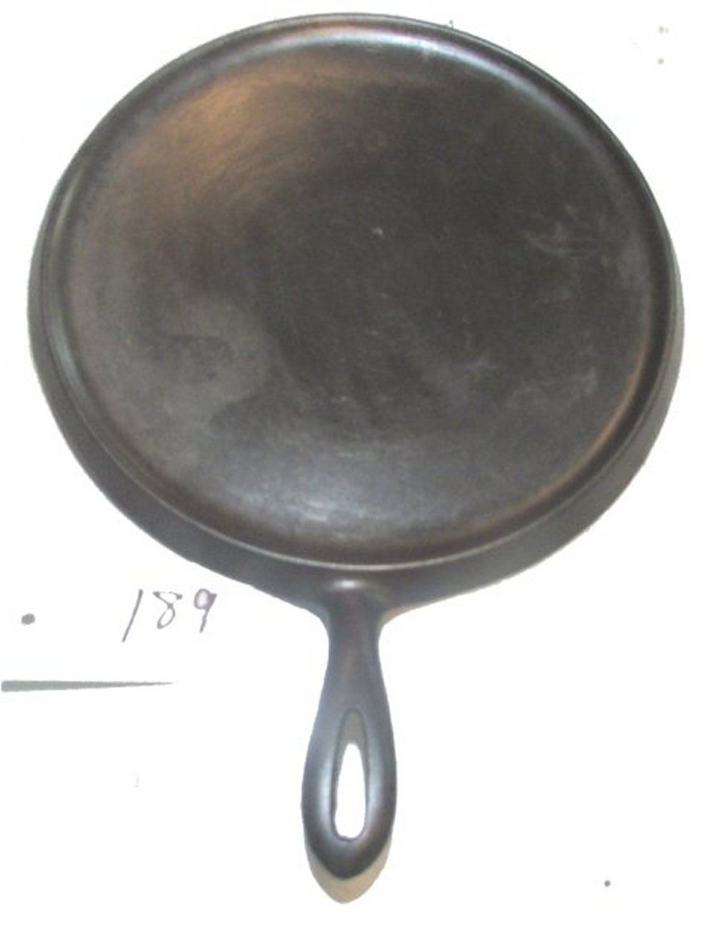 #9 Griswold Erie LB Slant Griddle with X Bottom