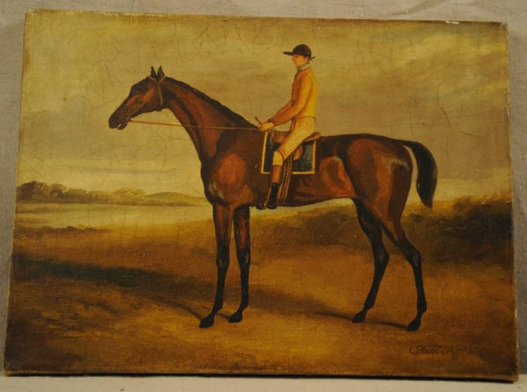 William Skilling (California,1892-1964) Oil/canvas