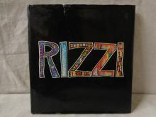 Signed James Rizzi Monograph Book