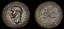 A DISTINGUISHED COLLECTION OF ROMAN BRONZE COINS, THE PROPERTY OF A GENTLEMAN
