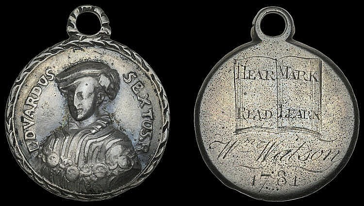 British Educational Award Medals from the Collection Formed by the Late T.h. Watts