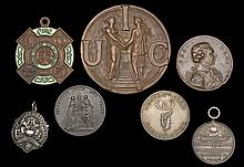 IRISH HISTORICAL MEDALS FROM VARIOUS PROPERTIES