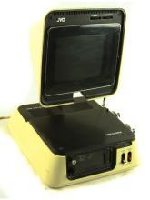 JVC Video Capsule Television