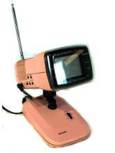 Sharp Model 3LS36P Mini Color TV