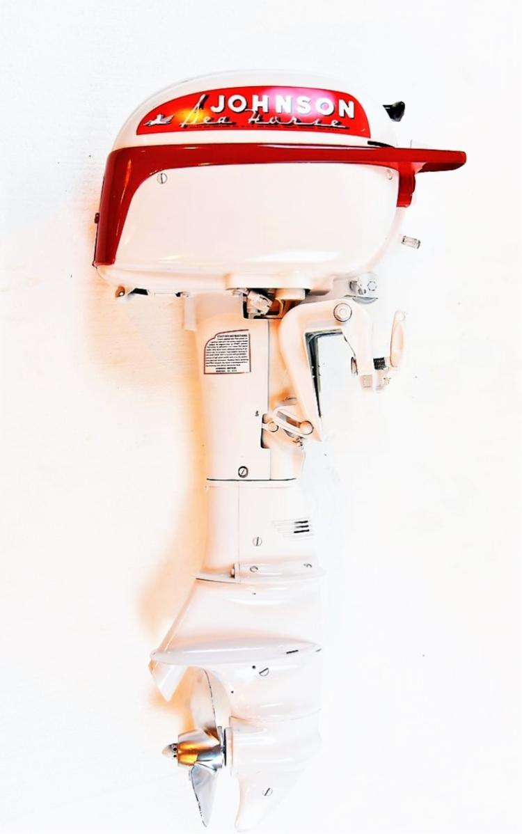 Johnson sea horse 10 hp outboard motor for 10 hp boat motors