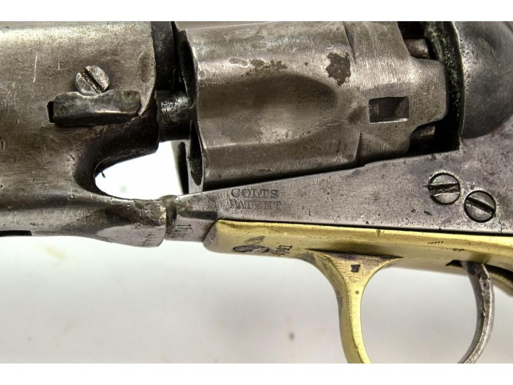 Colt Cap & Ball Pistol 36 Caliber