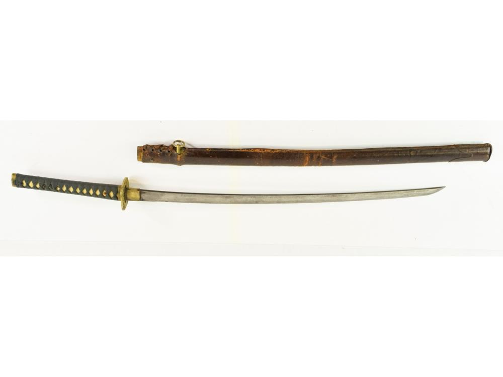 Japanese Samurai Sword WWII Era