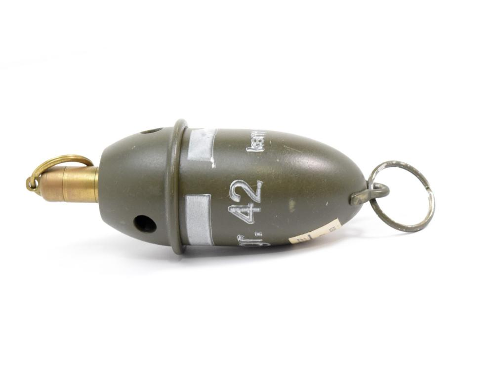 WWII German Smoke Grenade