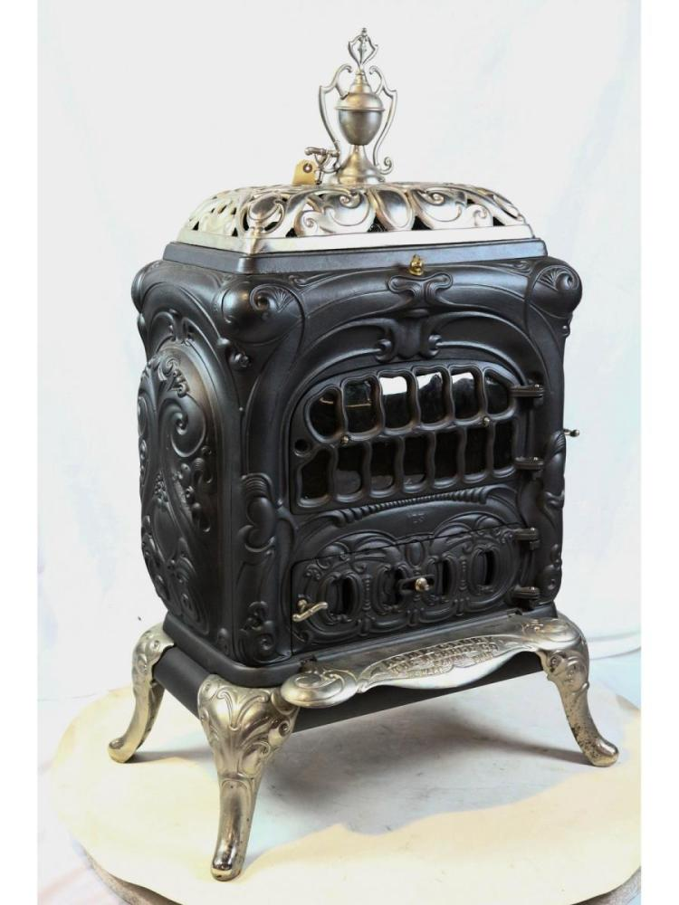 Acme Glory Wehrle Co Parlor Stove