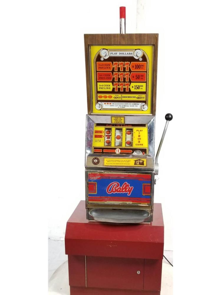 bally slot games - 2
