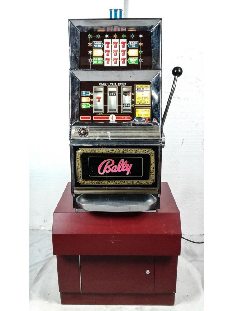 Bally Slot Machines