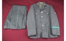 Reenactment WWII German SS Uniform Jacket/Pants