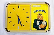 Camel Cigarettes Clock