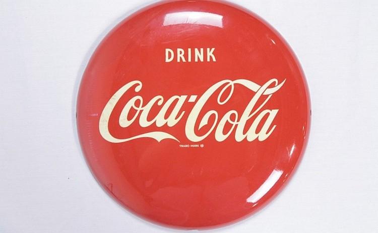 Coca Cola Bubble Cover