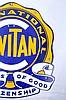 International Civitan Porcelain Sign