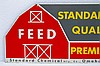 Standard's Quality Feed SST Sign