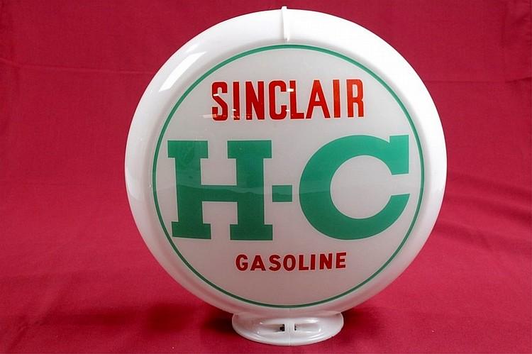 Sinclair HC Gas Pump Globe Original Capco