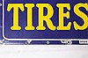 Very Nice Goodyear Tires Vertical SSP Sign