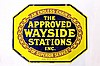 The Approved Wayside Stations Inc. DSP Sign