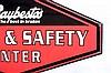 Raybestos Brakes Single Sided Tin Sign