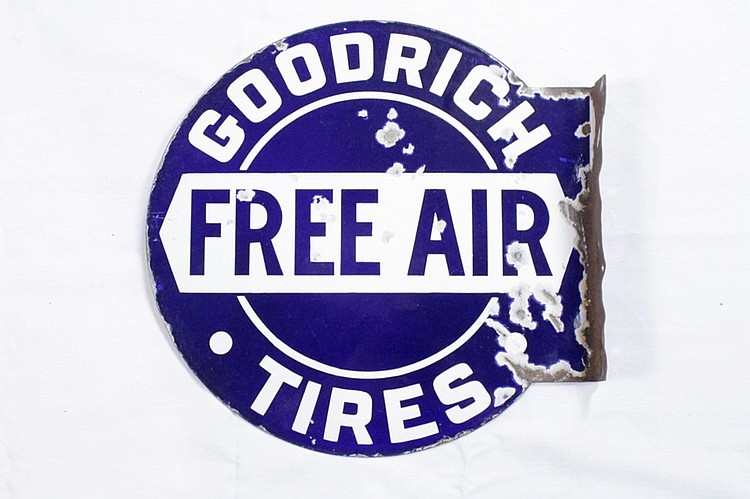 Goodrich Free Air DSP Flange Sign