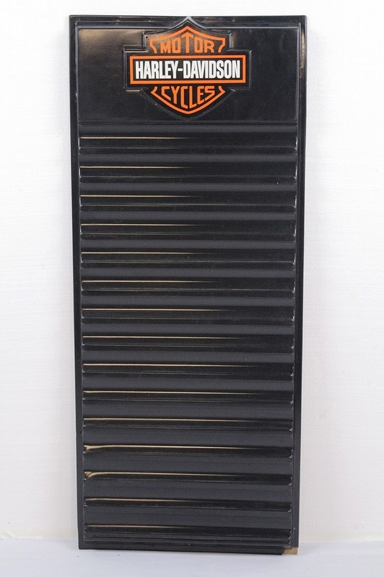 Harley-Davidson Motor Cycles Letter Board Sign