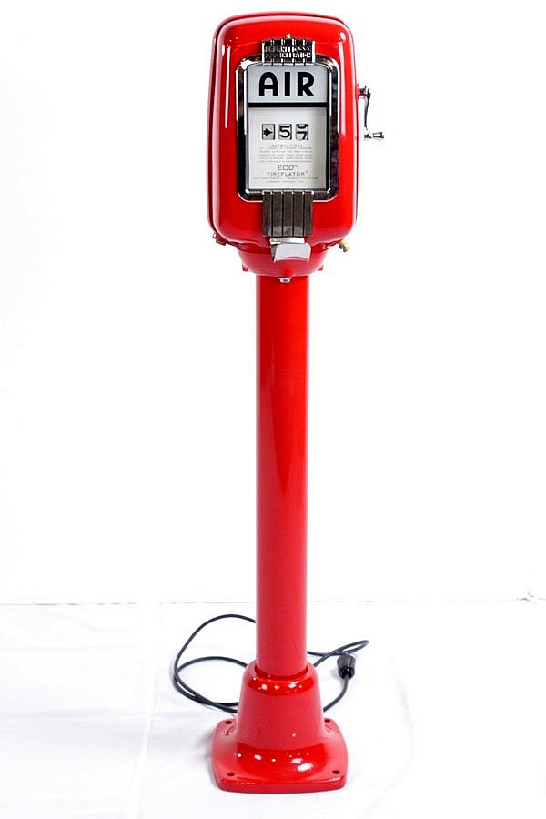 Restored Original Eco 98 Air Meter