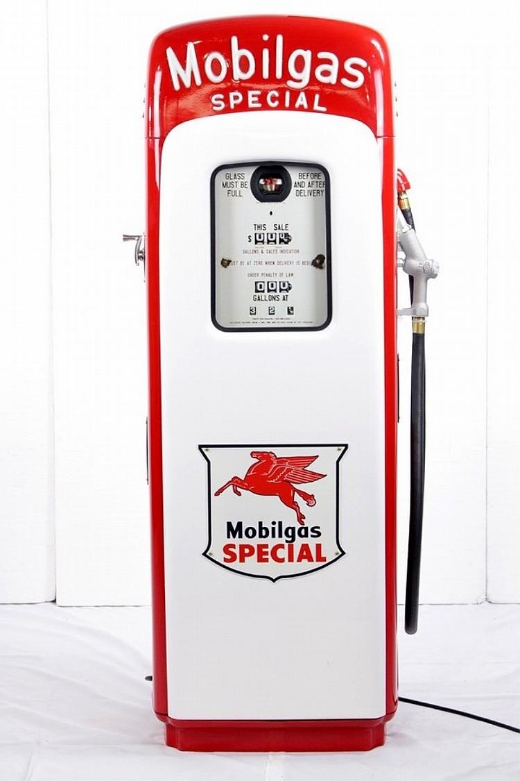 Restored Original M&S 80 Mobilgas Special Pump