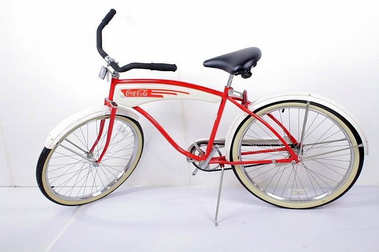 Coca Cola Bicycle