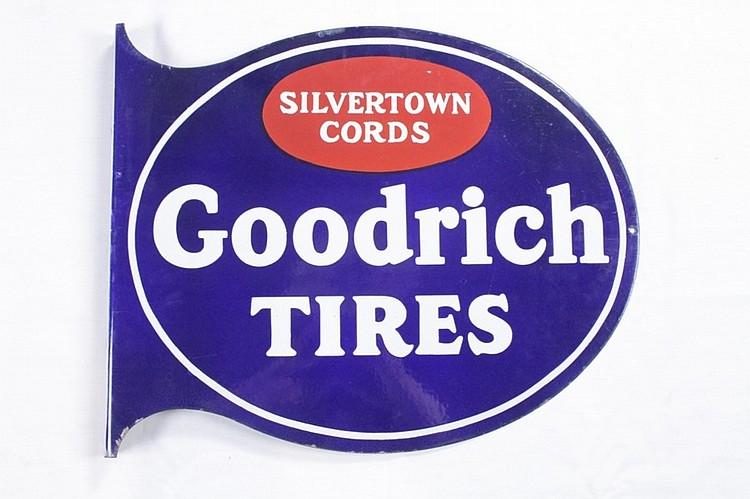 Goodrich Tires Silvertown Cords DSP Flange