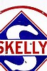 Skelly Gasoline DSP Tombstone Sign