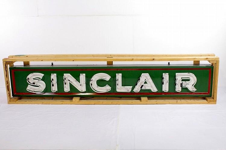 Original Sinclair Gasoline SSP Neon Sign