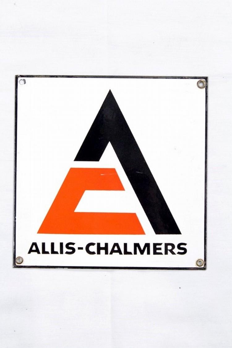 Allis Chalmers SSP Sign