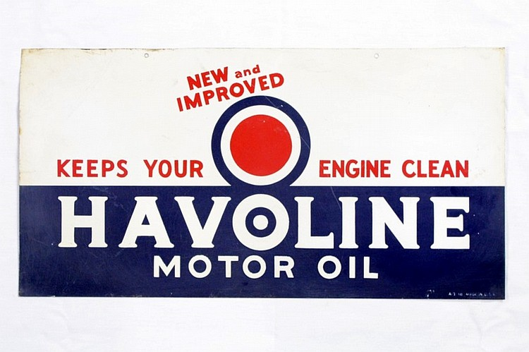 Texaco Havoline Motor Oil DST